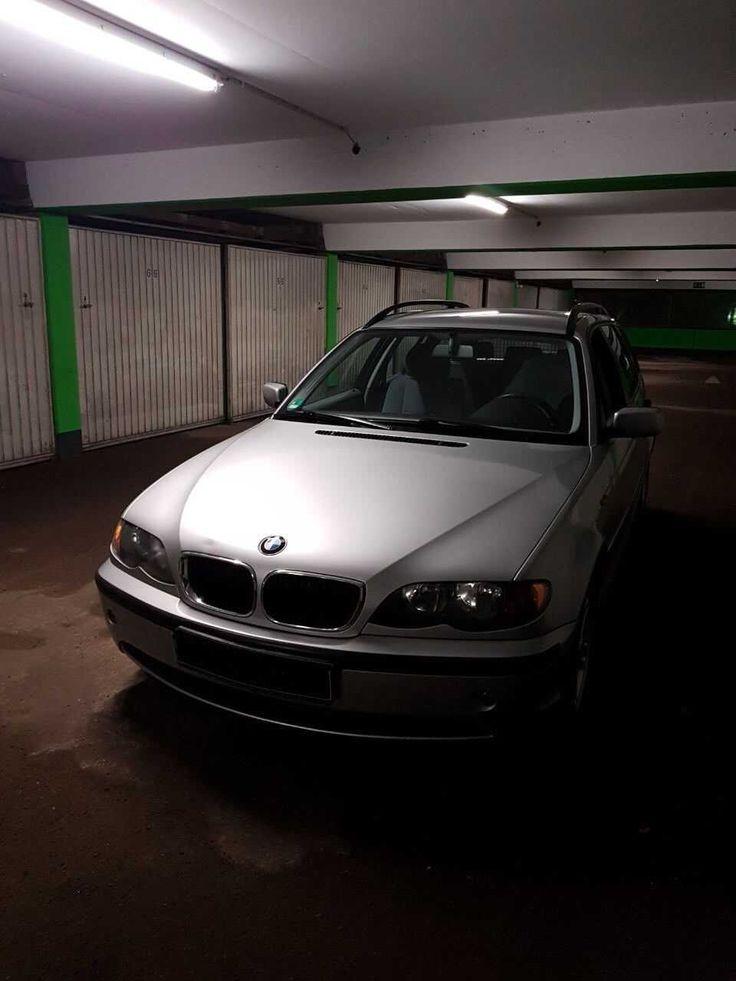 BMW E46 316i Touring Scheckheft gepflegt Tüv 09.2018