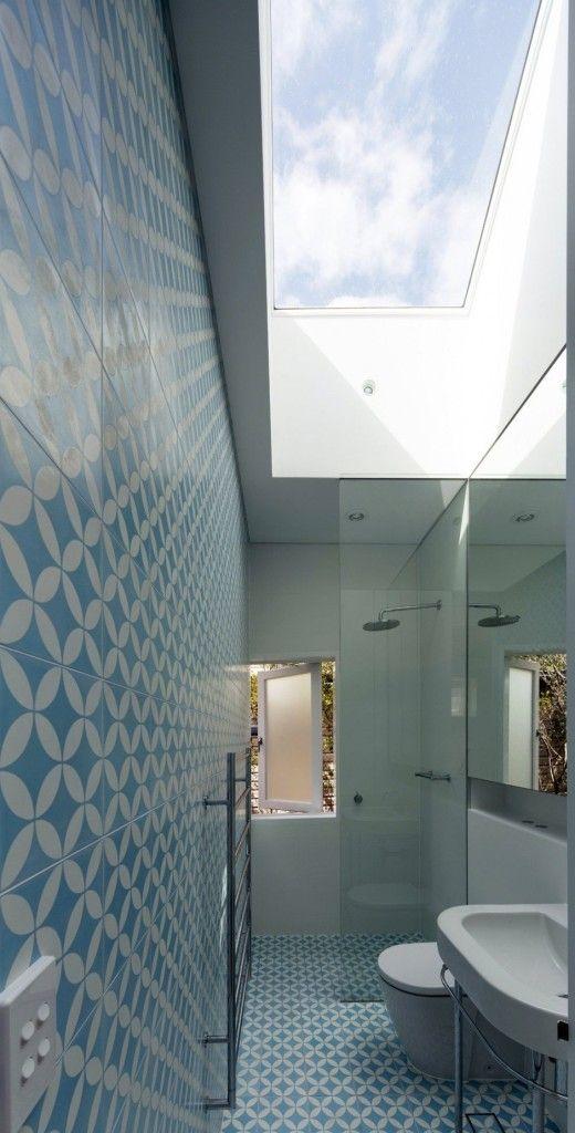 Best Narrow Bathroom Ideas On Pinterest Small Narrow