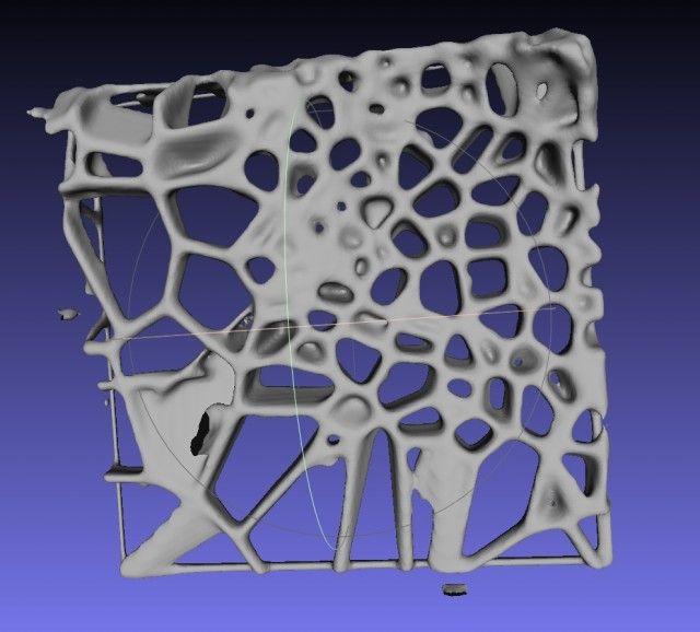 Generative Design for 3D Printing Workshop @ Köln Stadtbibliothek | vvvv