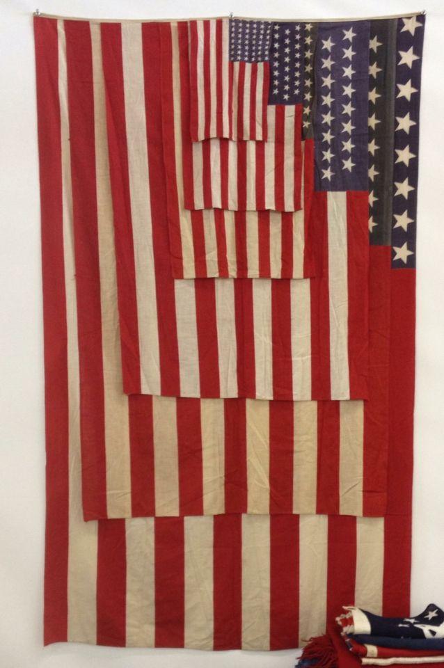 stars on the usa flag
