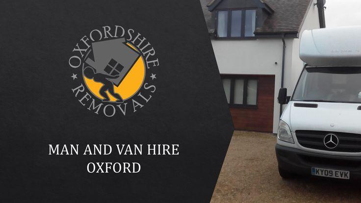 Man and Van Hire Oxford