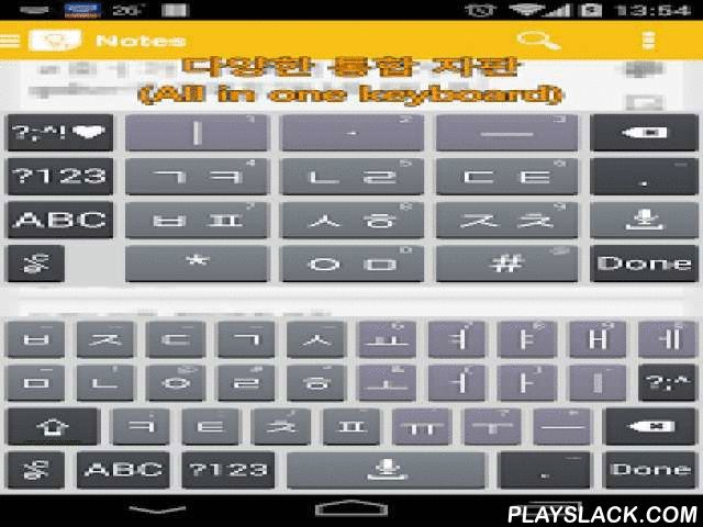 MN Log-In/pass Keyboard-Korean  Android App - playslack.com ,  [MN Log In Keyboard Features]*Support password log-in + Standard PC Keyboard(QWERTY/2 set national standard) + Single Vowel(Google method) + Chun Ji In(Samsung method) + Na Rat Gul(LG method/ EZ Hangul) + SKY2 (Pantech method) + 3 Set (Modified Shin's(2003), Final 391, Hanson) + Englishi keyboard(QWERTY, DVORAK, AZERTY) + Voice dictation + Korean suggestion dictionary(Highly compressed 58,000 title word.) + English suggestion…