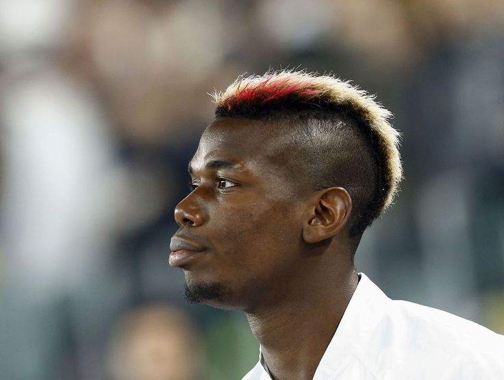 Watch: Pogba shows off new snake-inspired haircut