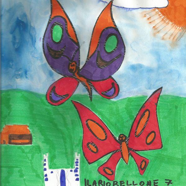 Ilario Bellone. Age 7
