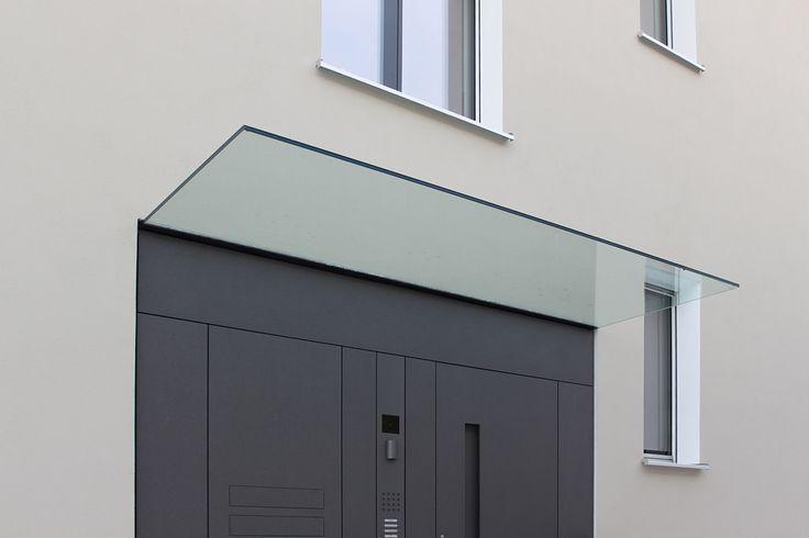 glass entrance canopy - Google Search