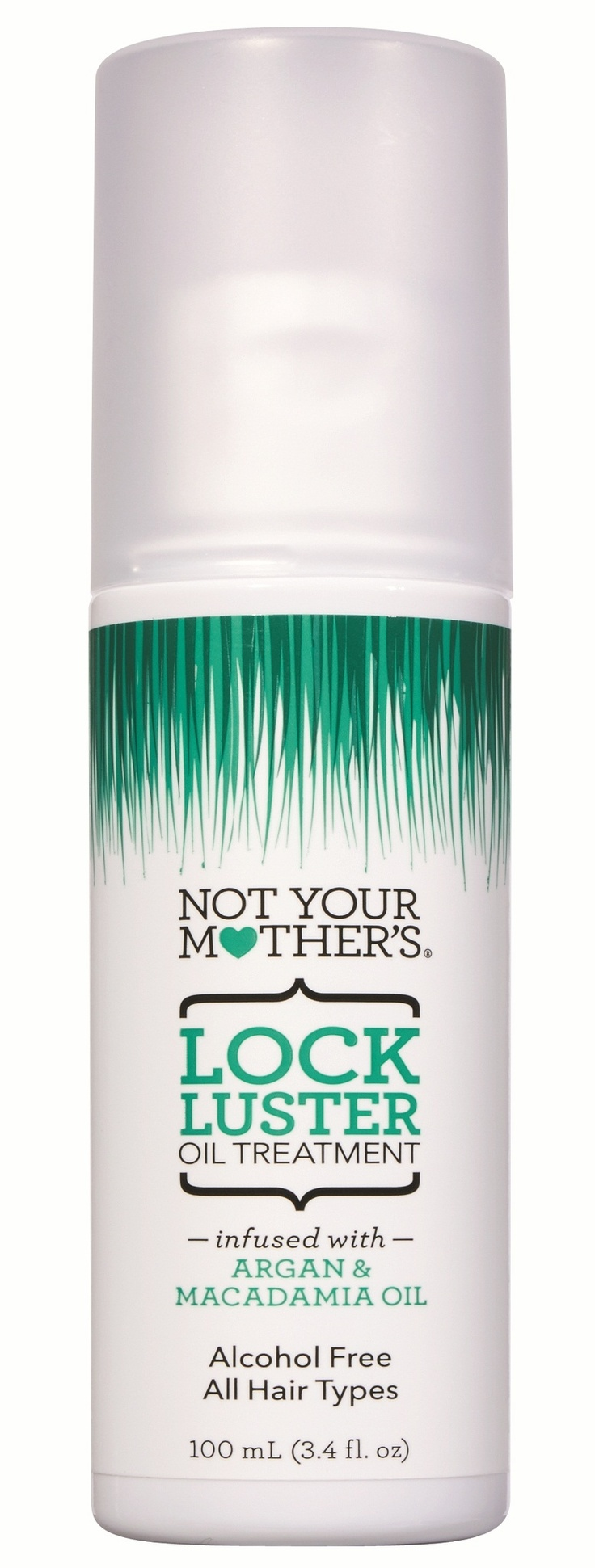 Infused with argan & macadamia oils -Alcohol free - For all hair types Pour a small amount into palms. Work into hair from tips to roots - sparingly at roots. Style as desired for smooth, healthy, lustrous hair. $6 http://www.customnails.com/notyomololuo.html