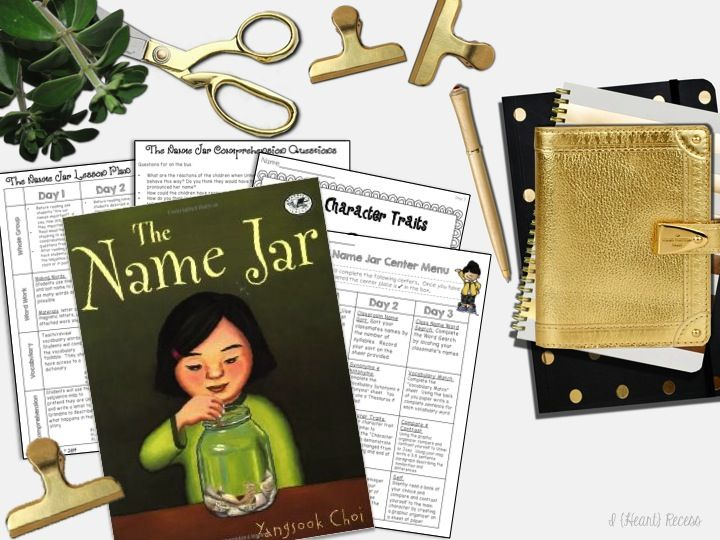 the name jar by yangsook choi pdf