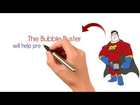 Water Saving Device - The Bubble Buster - YouTube
