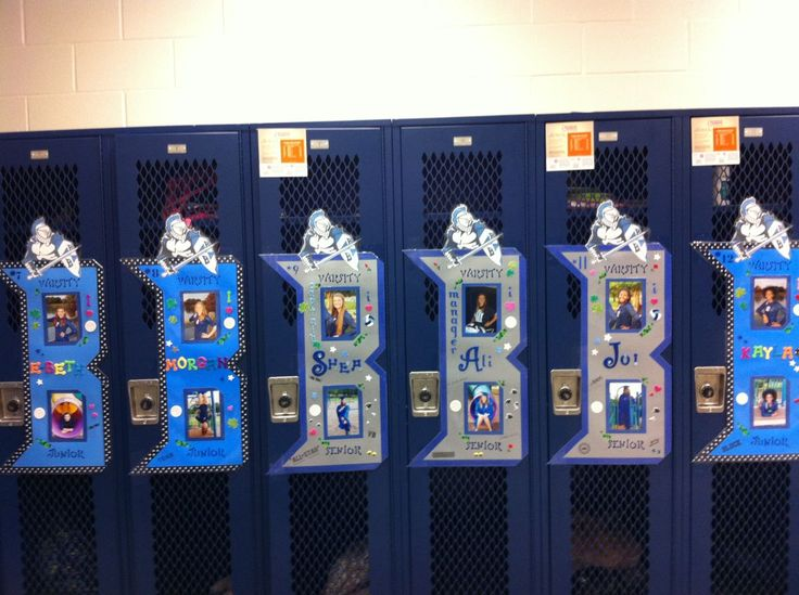 16 best locker decorations images on pinterest