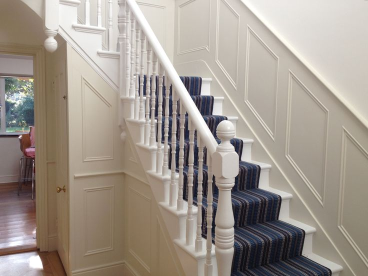 Wall Panelling For Stairs