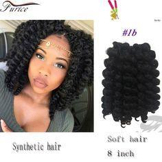 Wand Curl Crochet Hair Extension crochet braids senegalese twist synthetic hair Wand Curl Jamaican Bounce Twist Braid extension