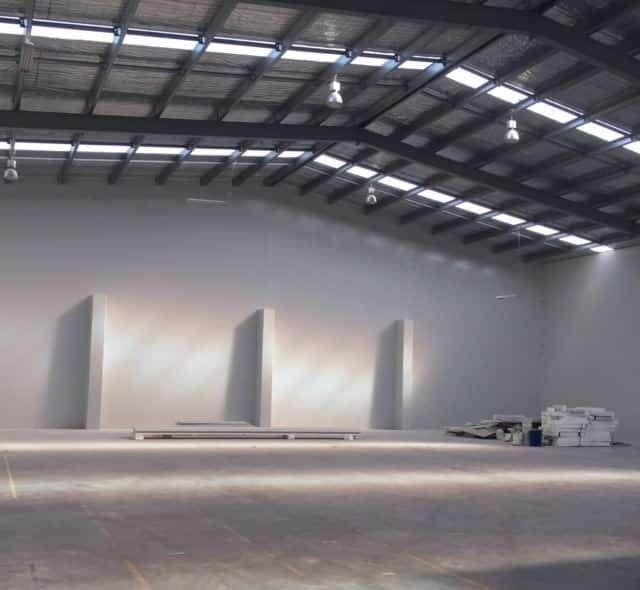 Commercial Building - 2G Interiors - Painters & Decorators