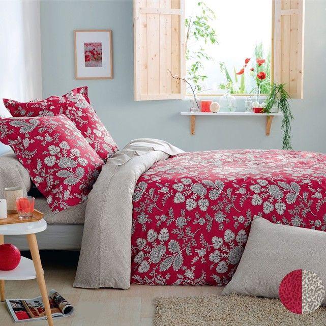 les 25 meilleures id es de la cat gorie housse de couette rouge sur pinterest couette. Black Bedroom Furniture Sets. Home Design Ideas