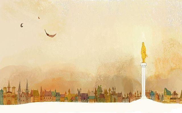 행복한 왕자 #일러스트#행복한왕자#그림#그림책#컨셉아트 #아트웍 #아트워크 #art #artwork #illustration #painter#picturebook #digitalart #paint #draw #drawing #thehappyprince