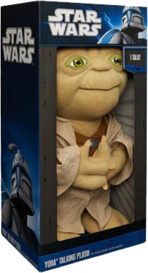 "Star Wars - Yoda 15"" Talking Plush"