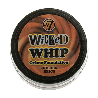 W7 Wicked Whip Creme Foundation 13g