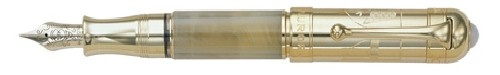 Make people remember with this Aurora pen.  http://www.penwa.com/the-pope/