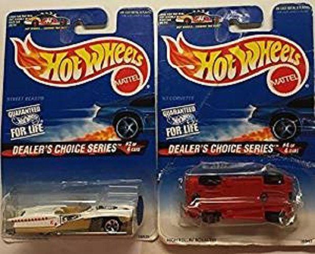 Hot Wheels Dealer's Choice Series Bundle- Street Beast #566 + '63 Corvette #568  | eBay