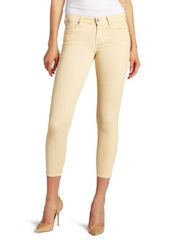 7 For All Mankind Women's Featherweight Crop Skinny Jean