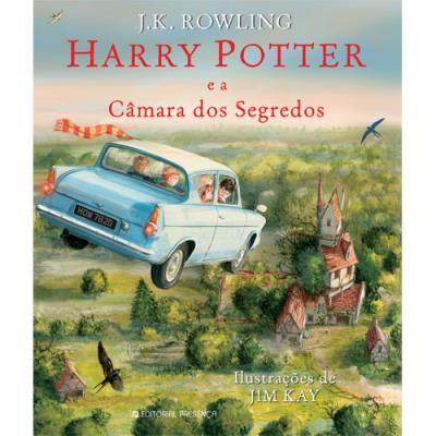 Harry Potter e a Câmara dos Segredos - Edição Ilustrada , J.K. Rowling, Jim Kay - . Compre o seu livro na Fnac.pt