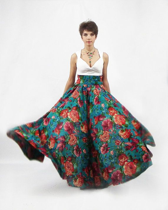 70 best images about FULL CIRCLE SKIRT on Pinterest | Maxi skirts ...
