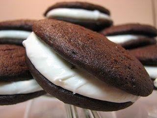 JeanneDôme: Ολλανδία-Μαλακά μπισκότα γεμιστά με βουτυρόκρεμα-whoopie pies