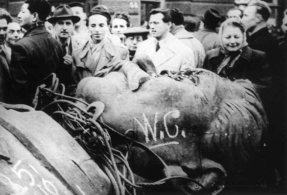 History: Hungary - 1956 revolution | socialistworld.net