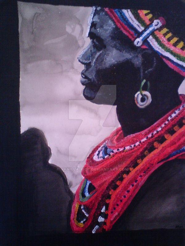 Spirit of Africa by vanilla-riot.deviantart.com on @DeviantArt