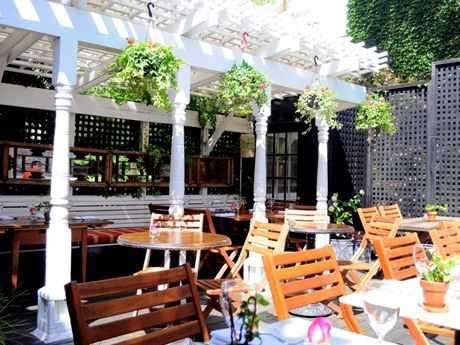 Best Outdoor Dining and Drinking in NYC | New York - DailyCandy