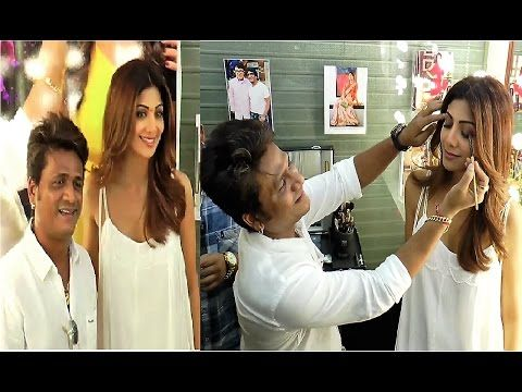 Meet Ajay Shelar, Shilpa Shetty's personal Makeup Artist for past 15 years.    Click here to see full video > https://youtu.be/S44XlBj0he4    #shilpashetty #bollywood #bollywoodnews #bollywoodgossips #bollywoodnewsvilla