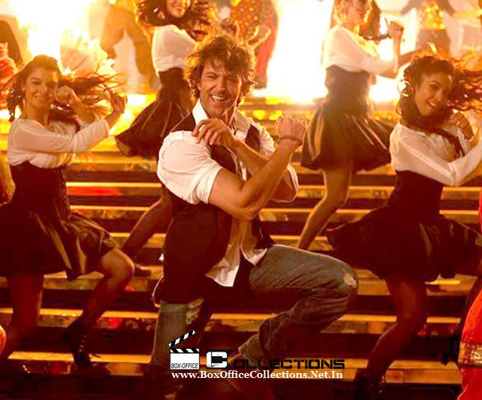 "Bang Bang enters into the list of ""Top 10 Highest Grossing Films of 2014"" 