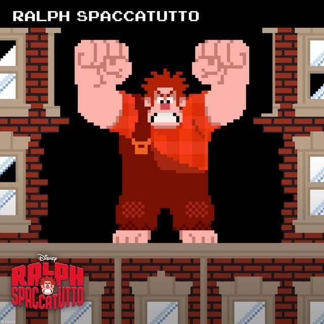 #RalphSpaccatutto Character Rollout Ralph_8bit
