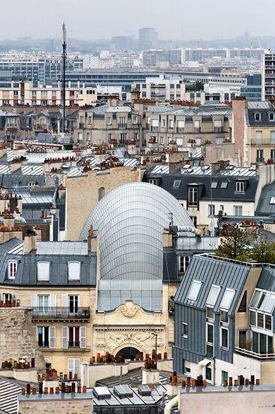 Bältdjur av Renzo Piano, foto Michel Denancé –http://www.tidningentra.se/notiser/rymd-med-larkbagar #arkitektur i #trä