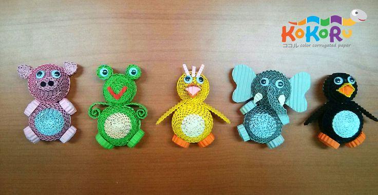 Animal series #kokoru