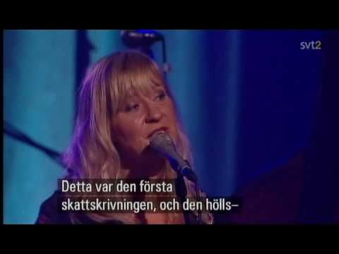 "Lena Willemark reads Luke 2 from the New Testament on the Swedish dialect ""älvdalsmål"", an ancient viking forest language of Sweden.  Elfdalian or (Övdalsk or Övdalską in Elfdalian, Älvdalska or Älvdalsmål in Swedish) is a North Germanic language or dialect spoken by c. 2,500 people who live or have grown up in the parish of Älvdalen (Övdaln), which is located in the southeastern part of Älvdalen Municipality in Northern Dalarna, Sweden."