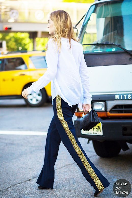 The Best Side Stripe Track-Style Pants To Try Now | Le Fashion | Bloglovin'
