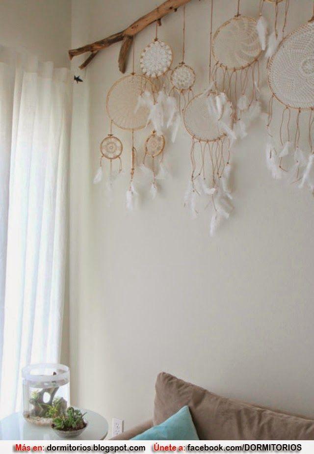 Decorar dormitorios con atrapasue os dormitorios - Fotos de decoracion de recamaras ...