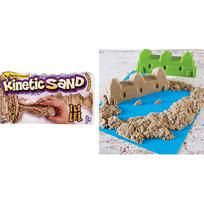 Kinectic Sand. This so cool!