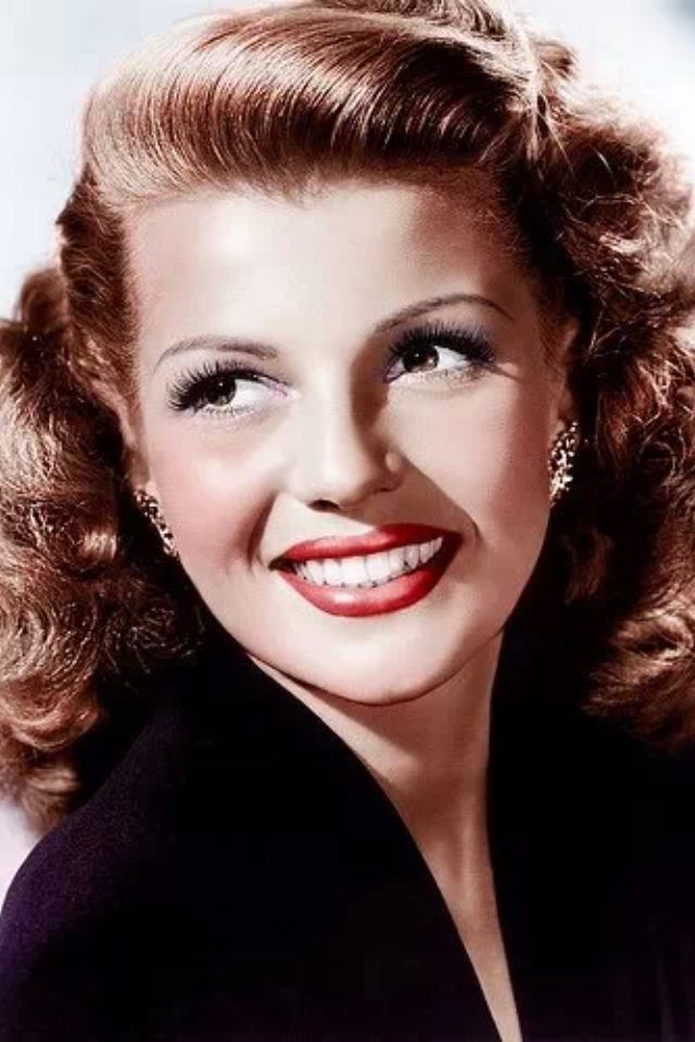 Rita Hayworth was an American dancer and film actress who achieved fame during the 1940s as one of the era's top stars. Wikipedia Born: October 17, 1918, Brooklyn, New York, United States Died: May 14, 1987, New York City, New York, United States Full name: Margarita Carmen Cansino Children: Yasmin Aga Khan, Rebecca Welles Spouse: James Hill (m. 1958–1961), More
