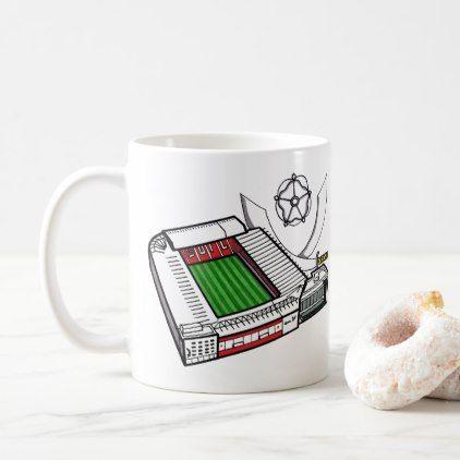 Sheffield United Bramall Lane Mug - decor gifts diy home & living cyo giftidea
