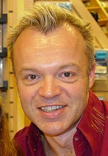 Graham William Walker (born 4 April 1963), better known by the stage name Graham Norton is an Irish television and radio presenter, comedian, and actor based in the United Kingdom. (Guest Just A Minute)