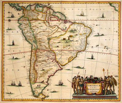 Mapa – Pormenor da Carta da Província de Minas Gerais Fonte: MARRAS, 2004 - Pesquisa Google