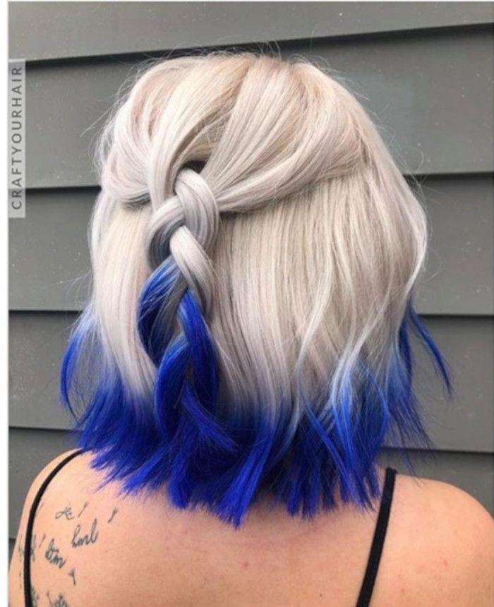 Gefärbtes Haar ist der Festivaltrend, der sich weigert, in Rente zu gehen Öffnen Sie Ihr Instagram, und Sie werden feststellen, dass in jeder Abteilung kühne Farben ...