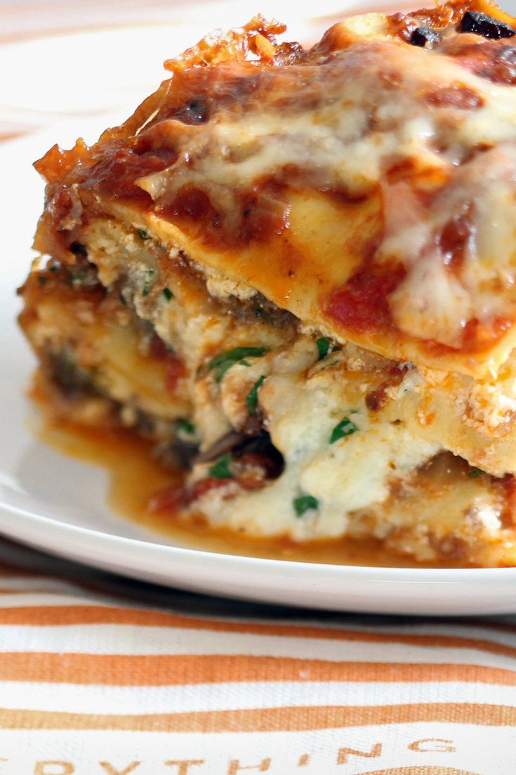 "NYT Cooking: In 2001, Regina Schrambling went on a week long odyssey in search of the ultimate lasagna recipe. She tested several, and finally found her ideal in a mash-up of recipes from Giuliano Bugialli and Elodia Rigante, both Italian cookbook authors. <br/><br/>""If there were central casting for casseroles, this one deserved the leading role. But its beauty was more than cheese deep..."