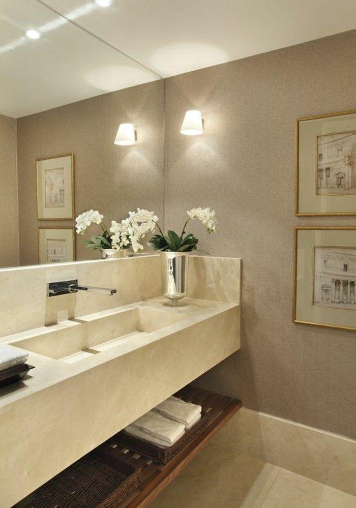Moderne Badezimmer Deko