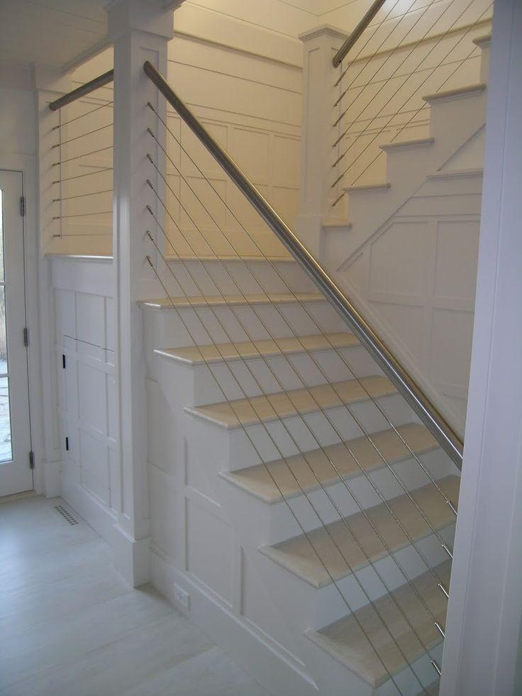 Custom - Cable Railings | Stair Railings | Deck Railing ...