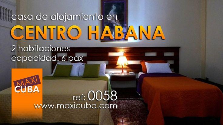 Centro Habana. Casa en el corazón de la Habana
