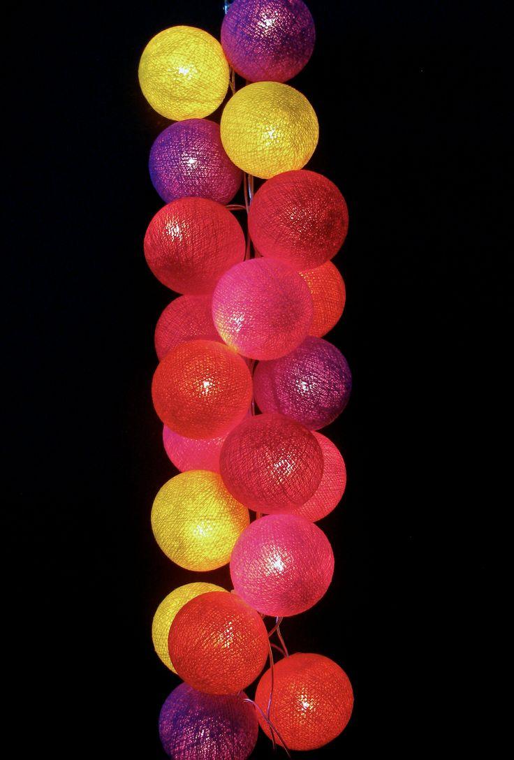Pipilota Alegría, disponible en 20 y 35 luces  www.pipilota.cl