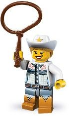 8833-4: Cowgirl