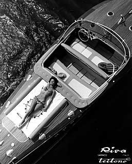 Riva remains the best way to chill on the sea.